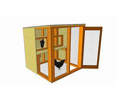 Simple chicken coop plans for free Plan