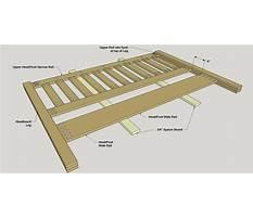 Simple headboard woodworking plans.aspx Plan
