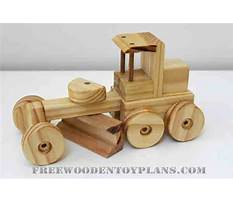 Simple homemade wooden toys Plan