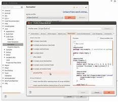 Sitemap14 xml formatter eclipse Plan
