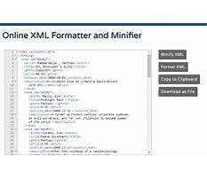 Sitemap14 xml formatter online Plan