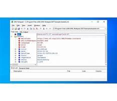 Sitemap14 xml notepad microsoft Plan