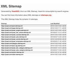 Sitemap46 xml editor Plan