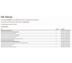 Sitemap87.xml Plan