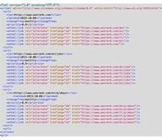 Sitemaps xml formatter onlinesbi Plan