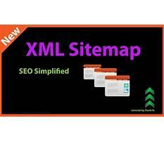 Sitemaps xml youtube tutorial Plan