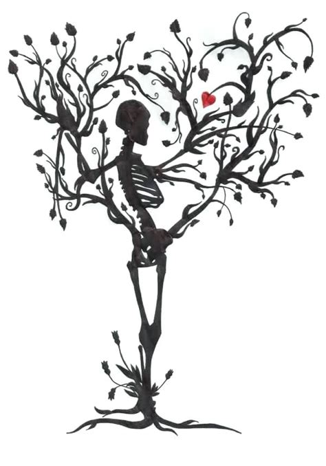 Skeleton Tree Life