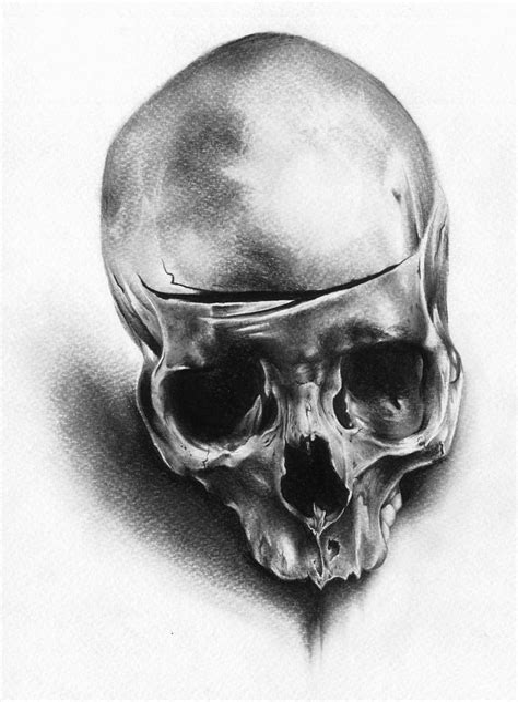 Skull Drawings Deviantart