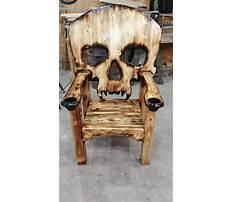 Skull chair plans.aspx Plan