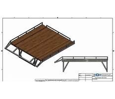 Sled deck plans sale Plan
