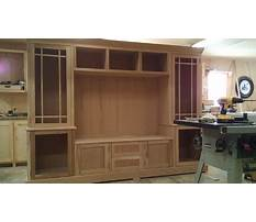 Sliding tv stand woodworking plans wood magazine.aspx Plan