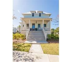 Small beach house plans narrow lot Plan