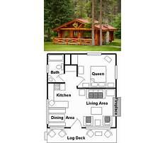 Small cabin ideas plans.aspx Plan