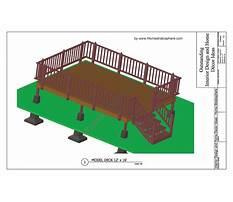 Small deck plans free.aspx Plan