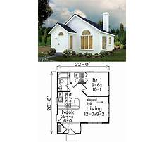 Small home house plans free Plan