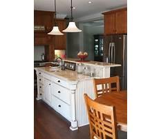 Small kitchen center island ideas Plan