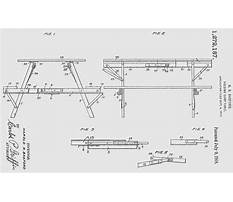 Small outdoor bench.aspx Plan