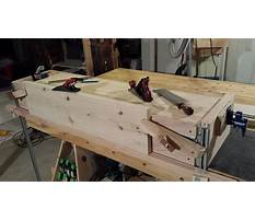 Small portable table.aspx Plan