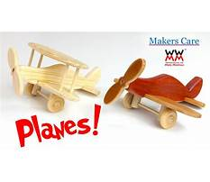 Small wood toys to make Plan