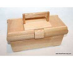 Small wooden storage boxes.aspx Plan