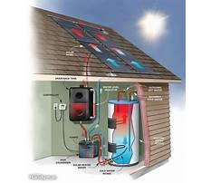 Solar water heater diy plans.aspx Plan