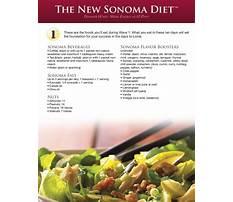 Sonoma diet shrimp recipes Plan