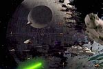 Space Battle of Endor with Star Fox Assault Music