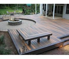 Stain wood deck.aspx Plan