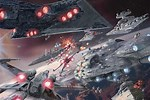 Star Wars the Clone Wars Space Battle