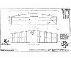 Steel workshop building plans Plan