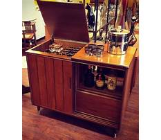 Stereo cabinet repurposed Plan