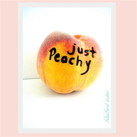 Sticky Notes Just Peachy