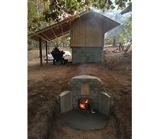 Stone smokehouse plans Plan