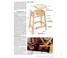 Stool woodworking plans.aspx Plan