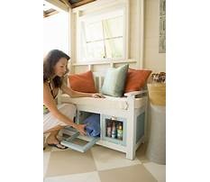Storage ottoman design video.aspx Plan
