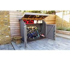 Storage shed for bikes.aspx Plan