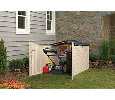 Storage shed for riding lawn mower.aspx Plan