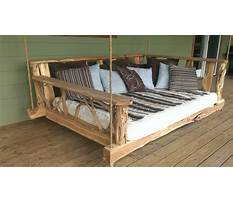 Swing bed building plans Plan