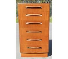 Tall chest of drawers for bedroom Plan