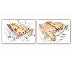 Tapering jig table saw plans Plan
