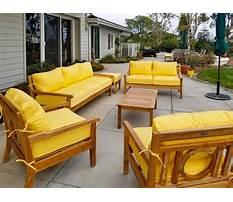Teak patio furniture on sale Plan