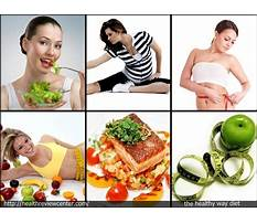 The healthy way diet review Plan