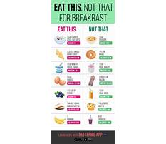 Things to eat for a healthy diet Plan