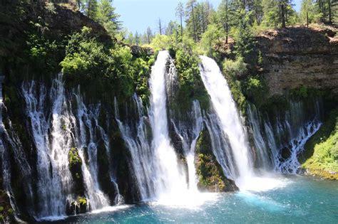 Top Waterfalls California