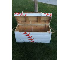 Toy boxes for boys with name Plan