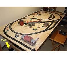 Toy train table plans.aspx Plan