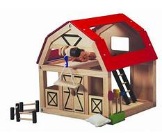 Toy wood barn plans.aspx Plan