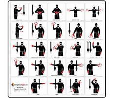 Train deaf dog hand signals Plan