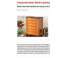 Treasure chest wood.aspx Plan