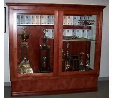Trophy display cabinets.aspx Plan